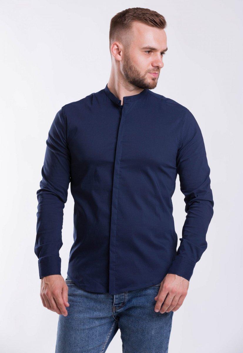 Рубашка Trend Collection 3348-11 Темно-синий