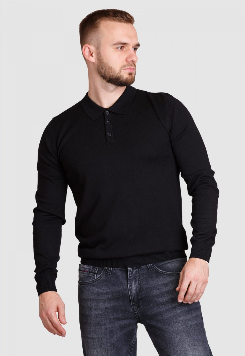 Джемпер Trend Collection 3910 Черный (BLACK)