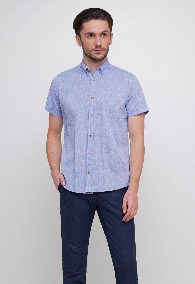 Рубашка Trend Collection 6001 Светло-синий