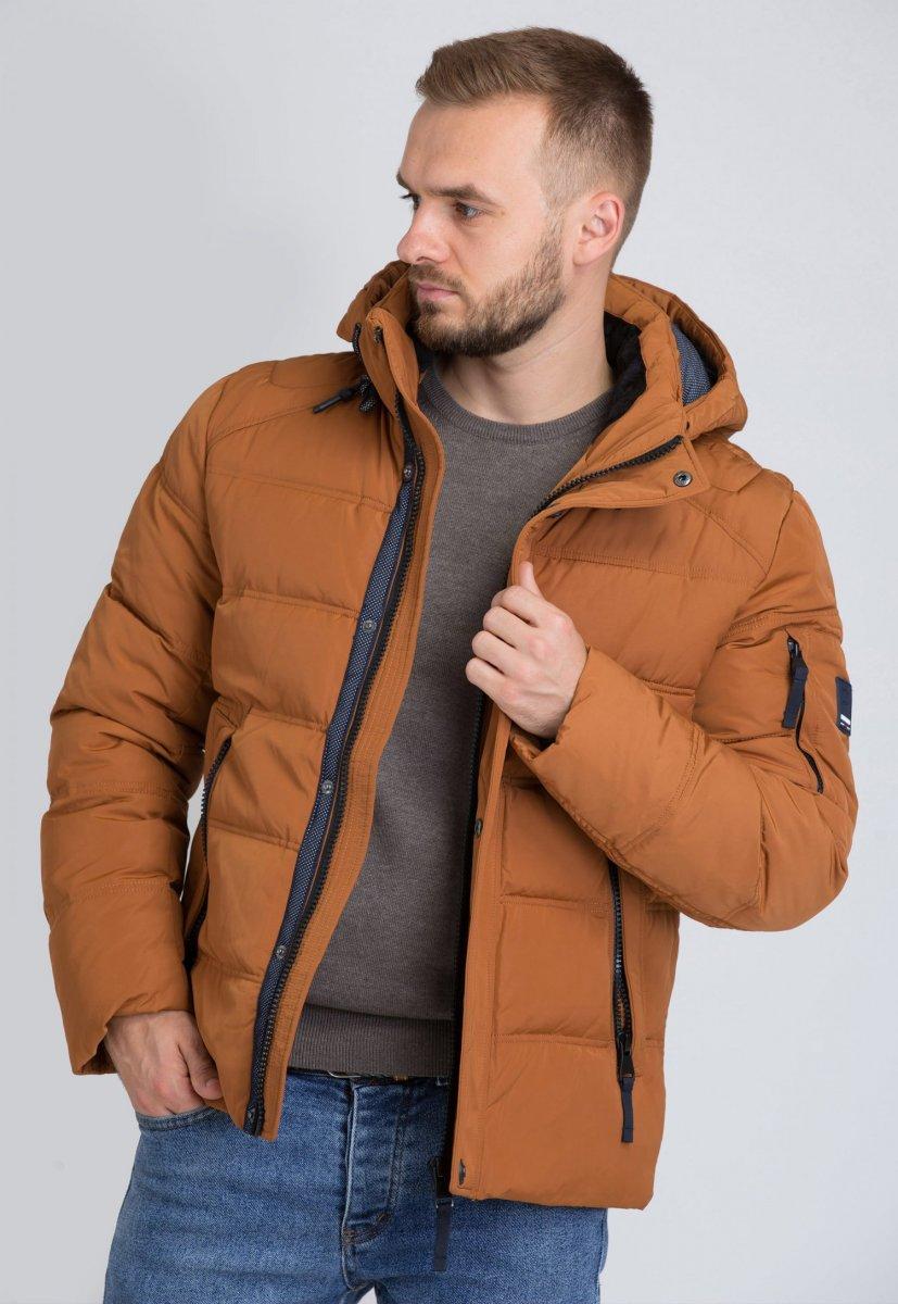 Куртка Trend Collection 9W26 Рыжий