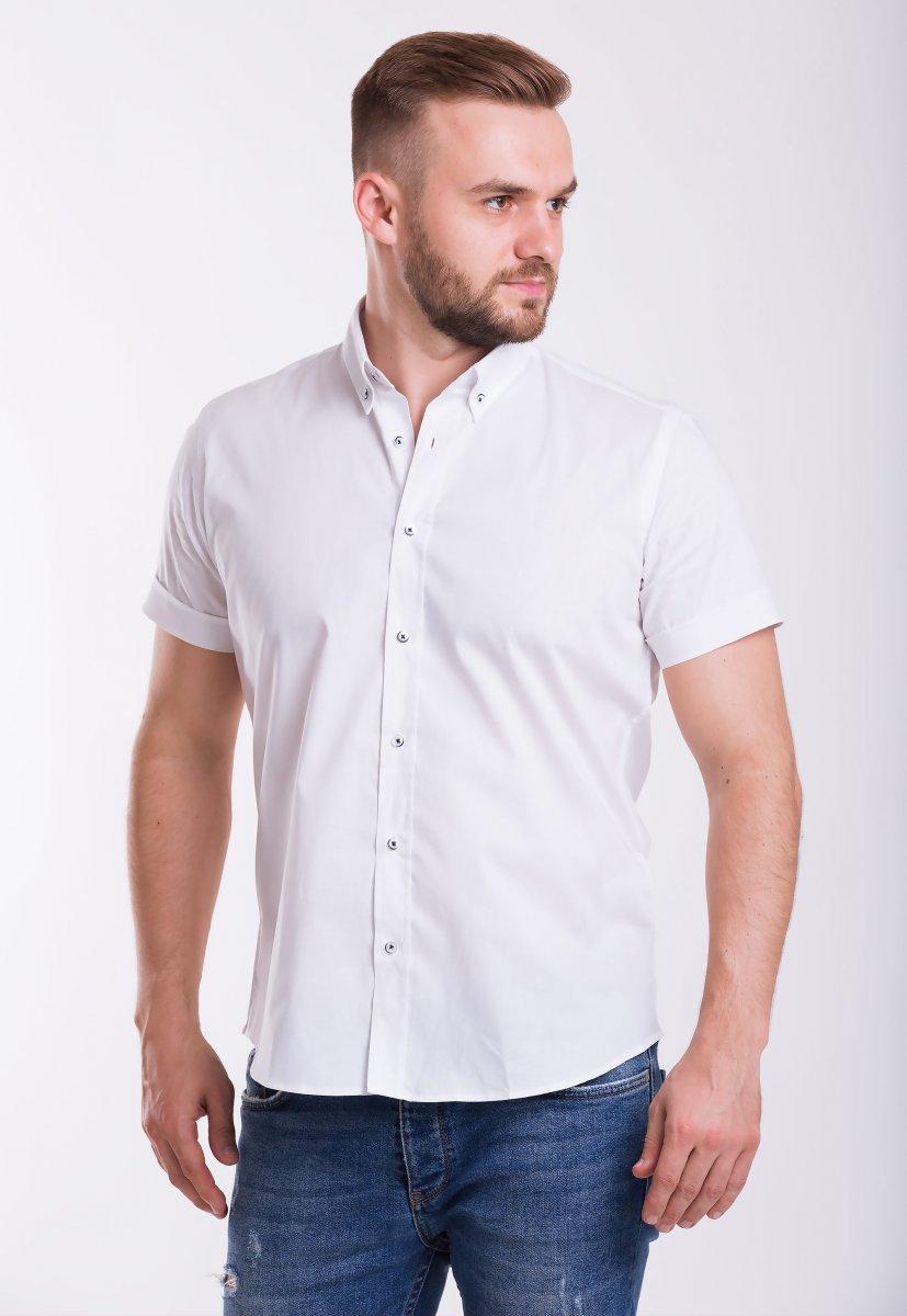 Рубашка Trend-Collection 02-330 Белый