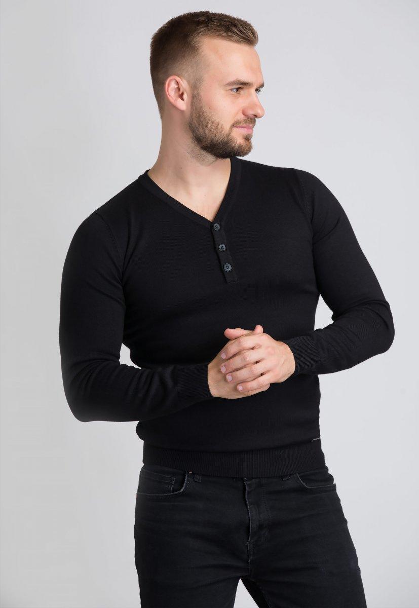 Свитер Trend Collection 1621 Черный