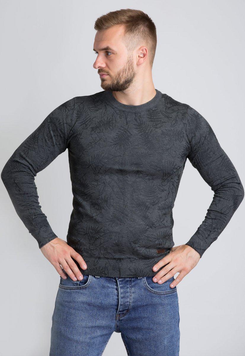 Свитер Trend Collection 99033 Темно-серый