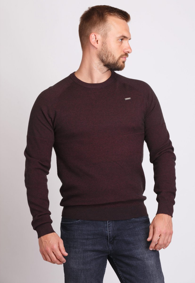 Свитер Trend Collection 98160 Бордо