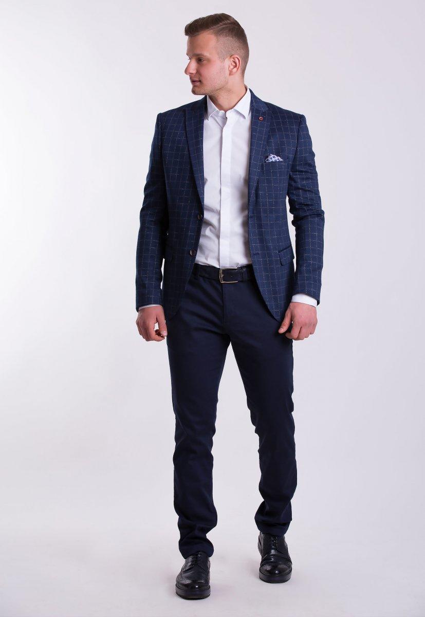 Мужской костюм (3720, G831, U02-1100.)