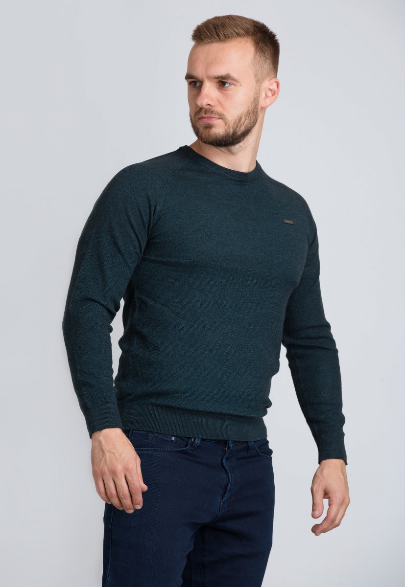 Свитер Trend Collection 98160 Зеленый