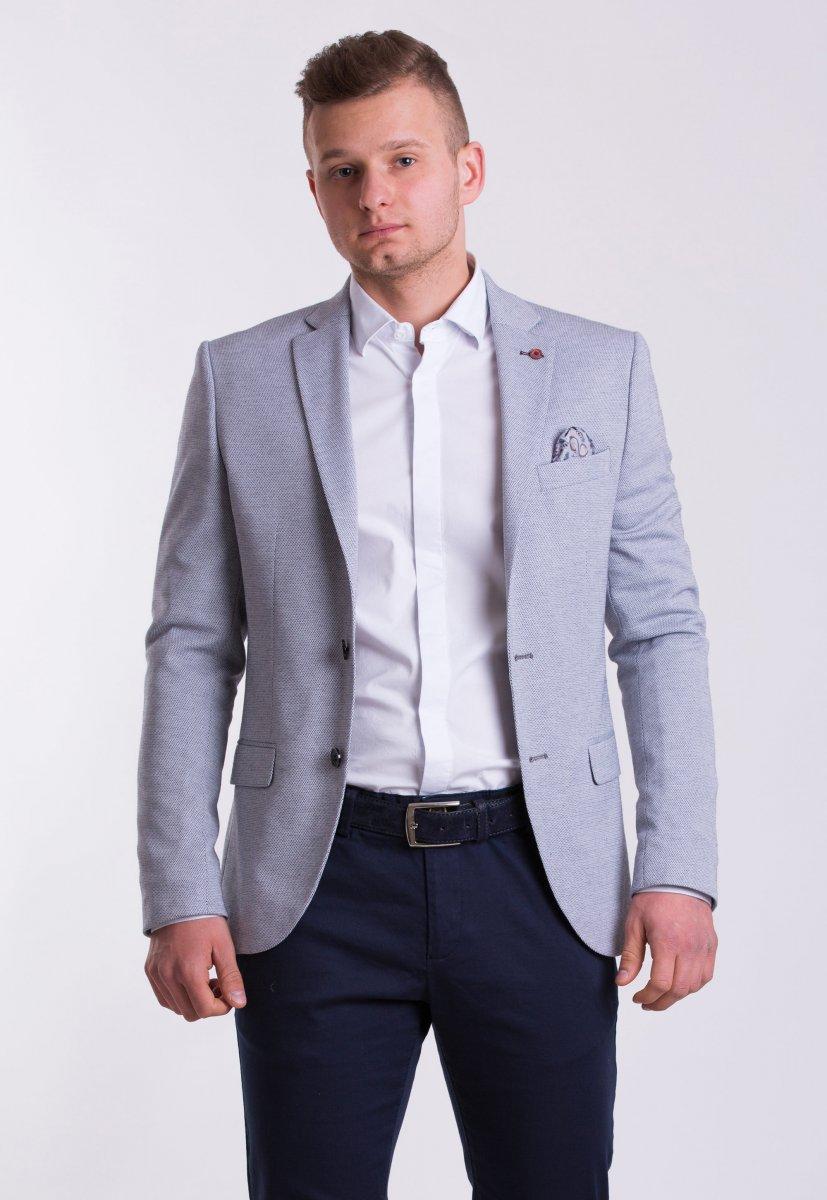 Пиджак Trend Collection 3820 Серый