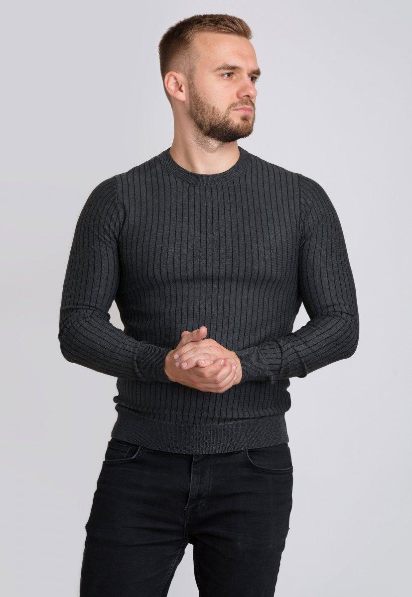 Свитер Trend Collection 98151 Серый