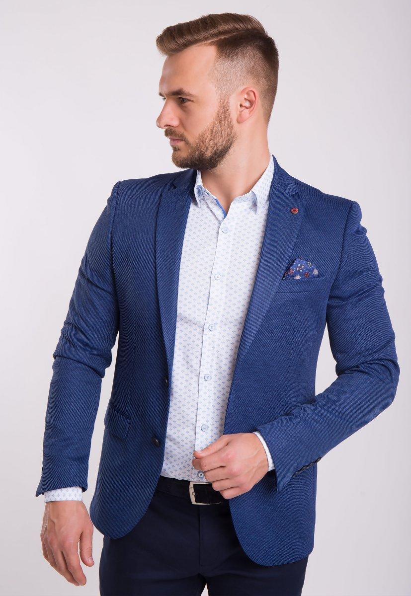 Пиджак TREND Синий 3760