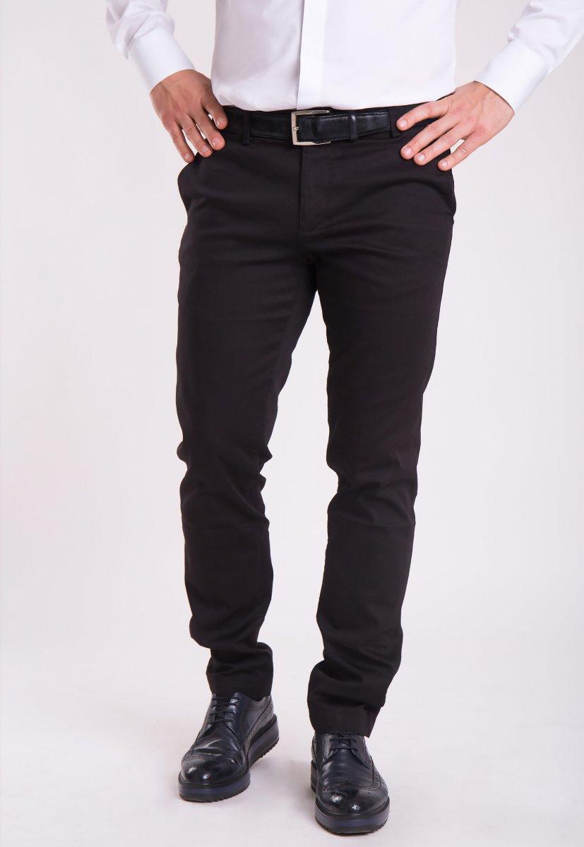 Брюки Trend Collection Черный G831