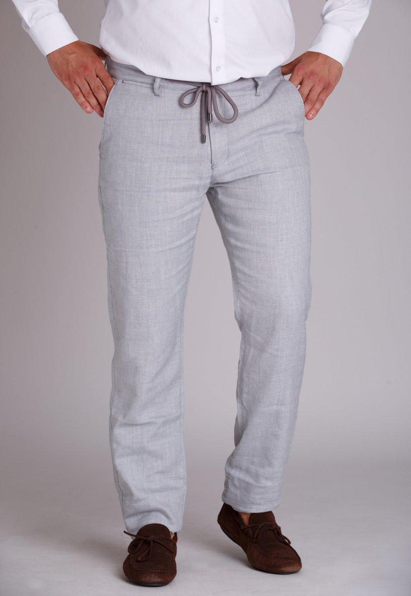 Брюки Trend Collection 3765 Светло-серый