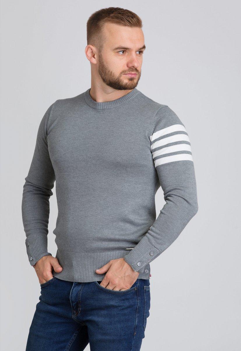 Свитер Trend Collection 712 Серый