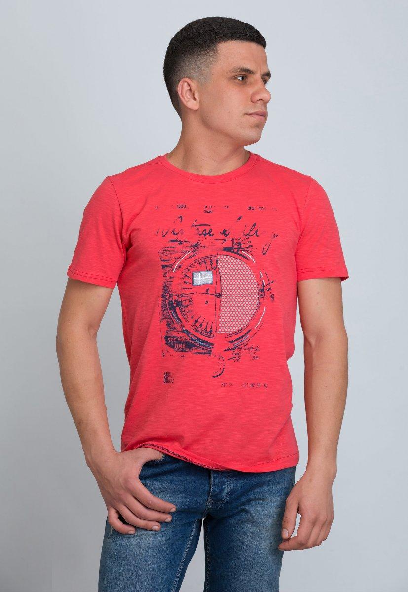 Футболка Trend Collection 8031 Красный