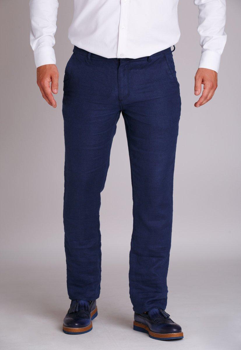 Брюки Trend Collection 4028 Темно-синий