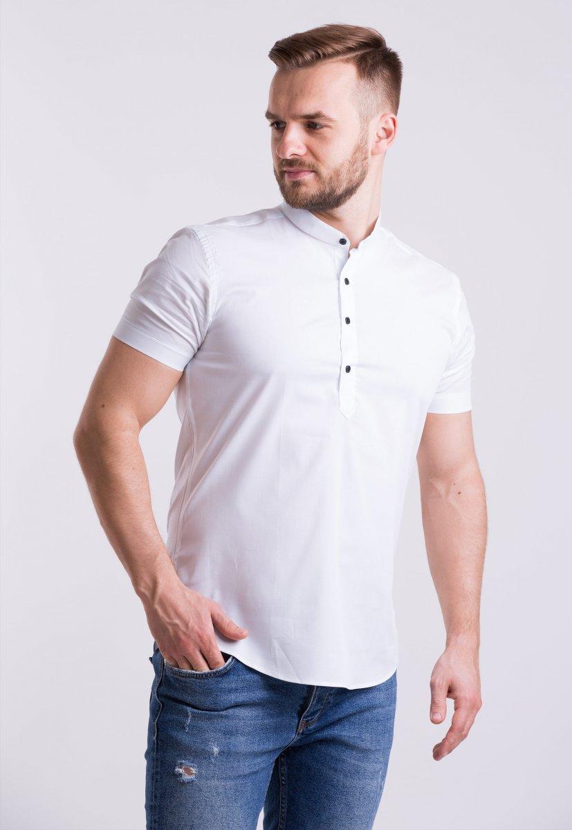 Рубашка Trend Collection K02-1048-2 Белый