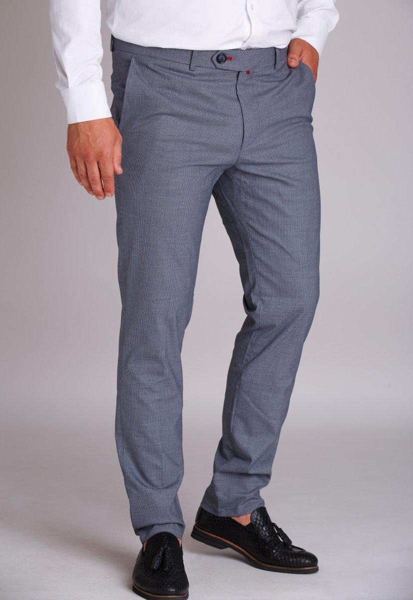 Брюки Trend Collection 945 Светло-серый+звездочка