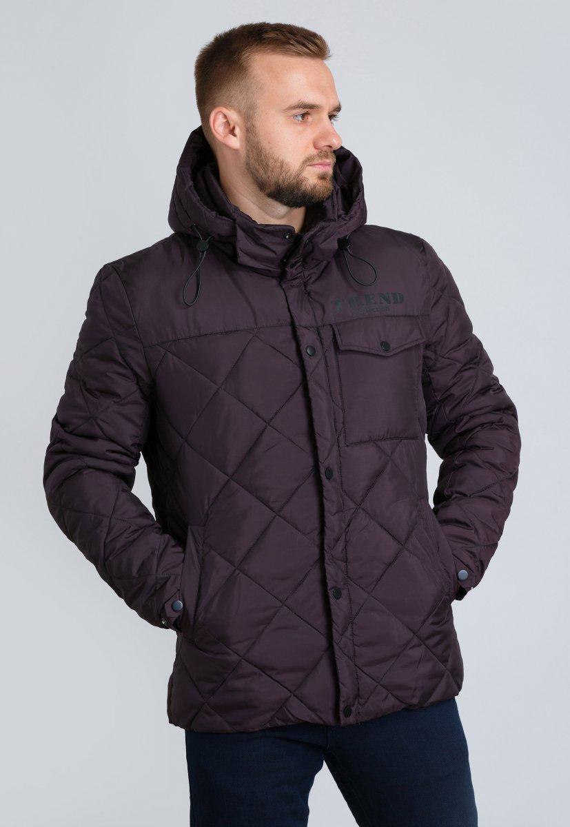 Куртка Trend Collection 19-18 Слива