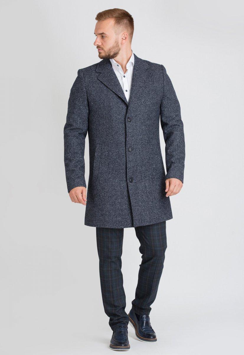Пальто Trend Collection 553 Серый