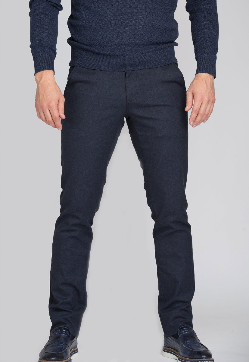 Брюки Trend-Collection 3965 Темно-синий