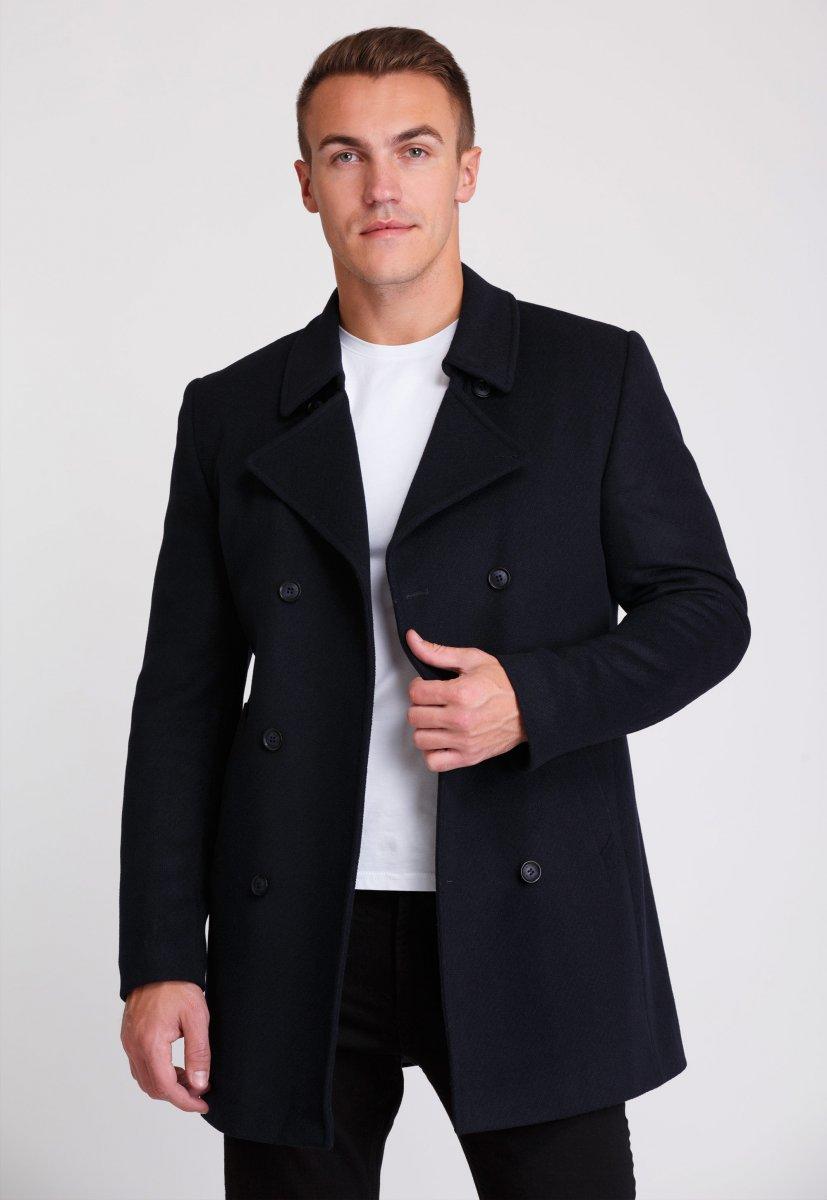 Пальто Trend Collection 506 Темно-синий