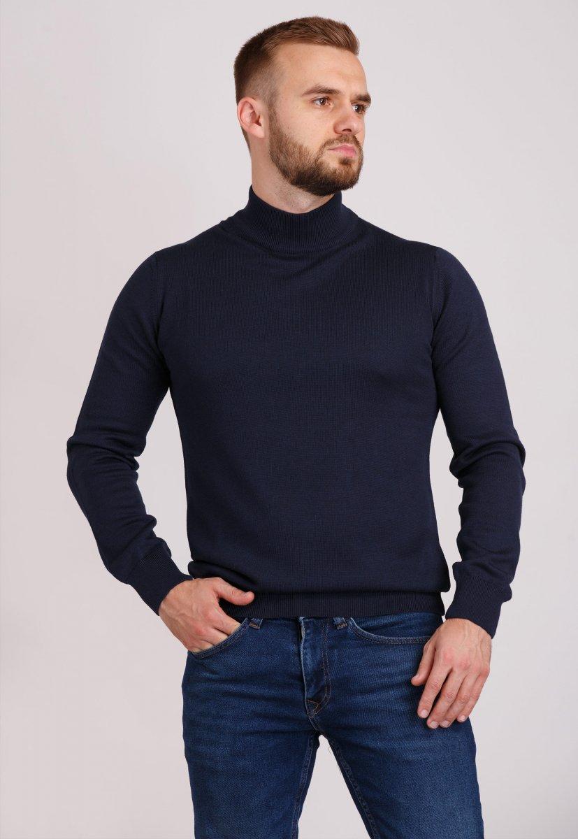 Гольф Trend Collection 3624 Тёмно-синий