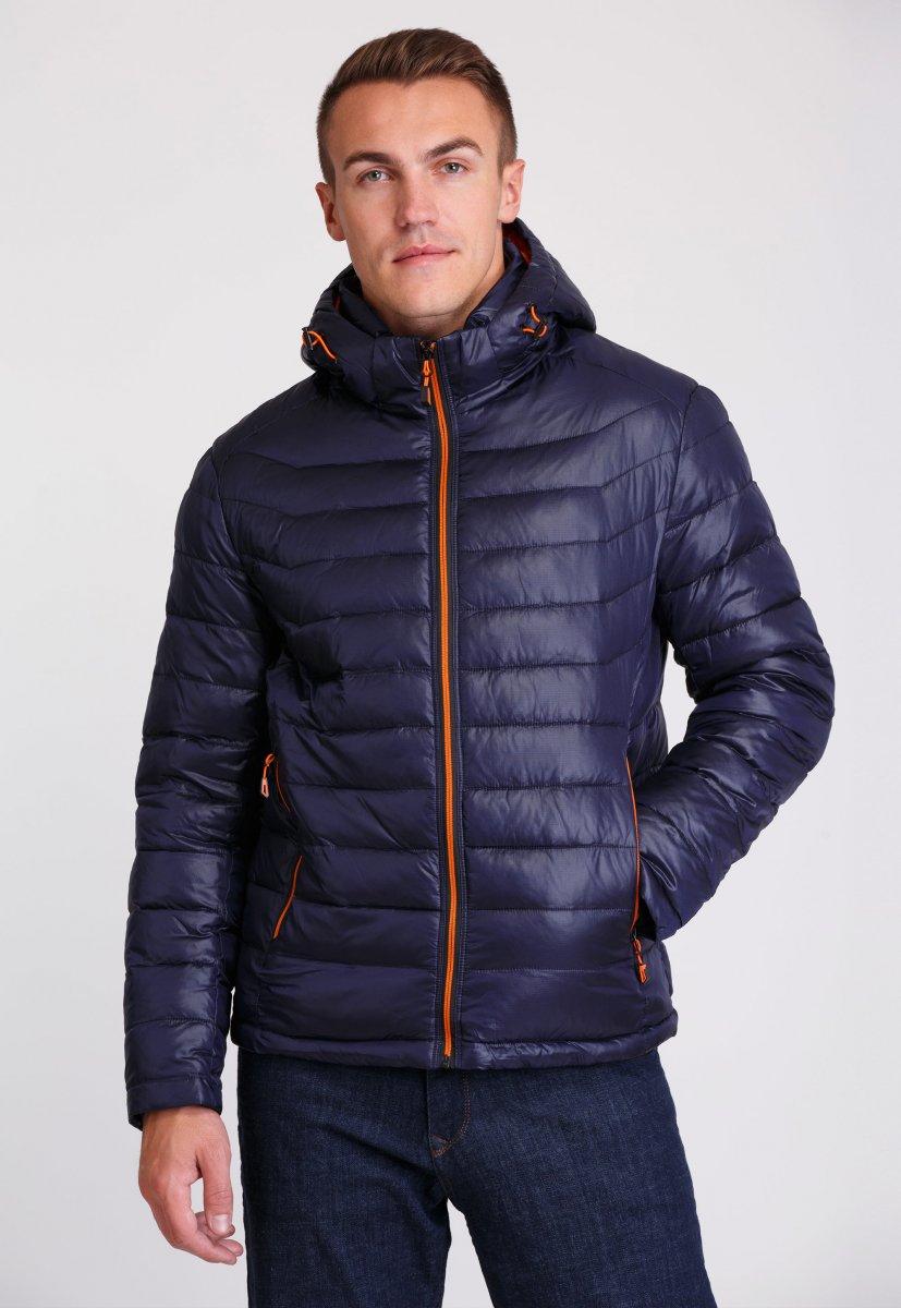 Куртка Trend Collection W04 Темно-синий №3