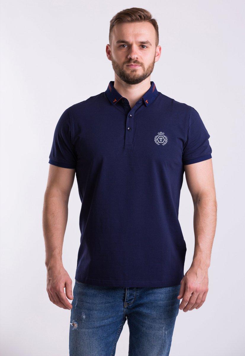 Футболка Trend Collection 1182 Темно-синий