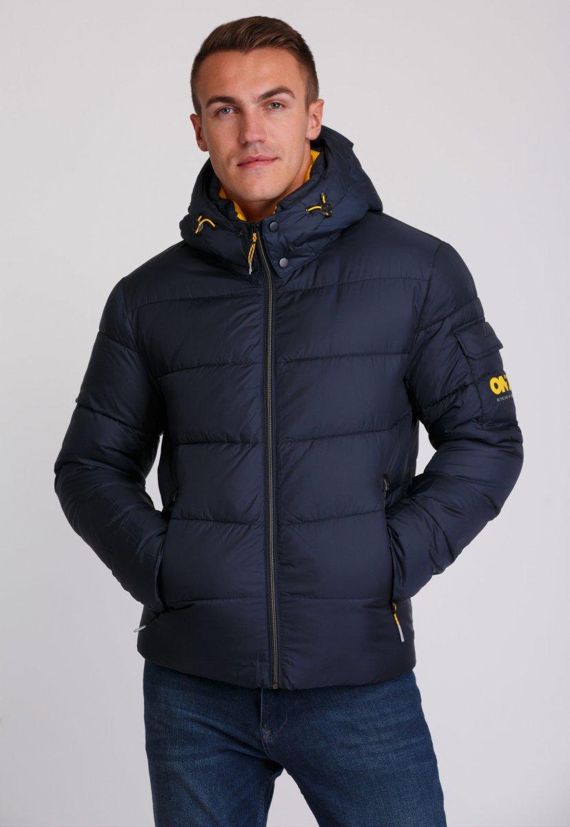 Куртка Trend Collection W37 Синий №3