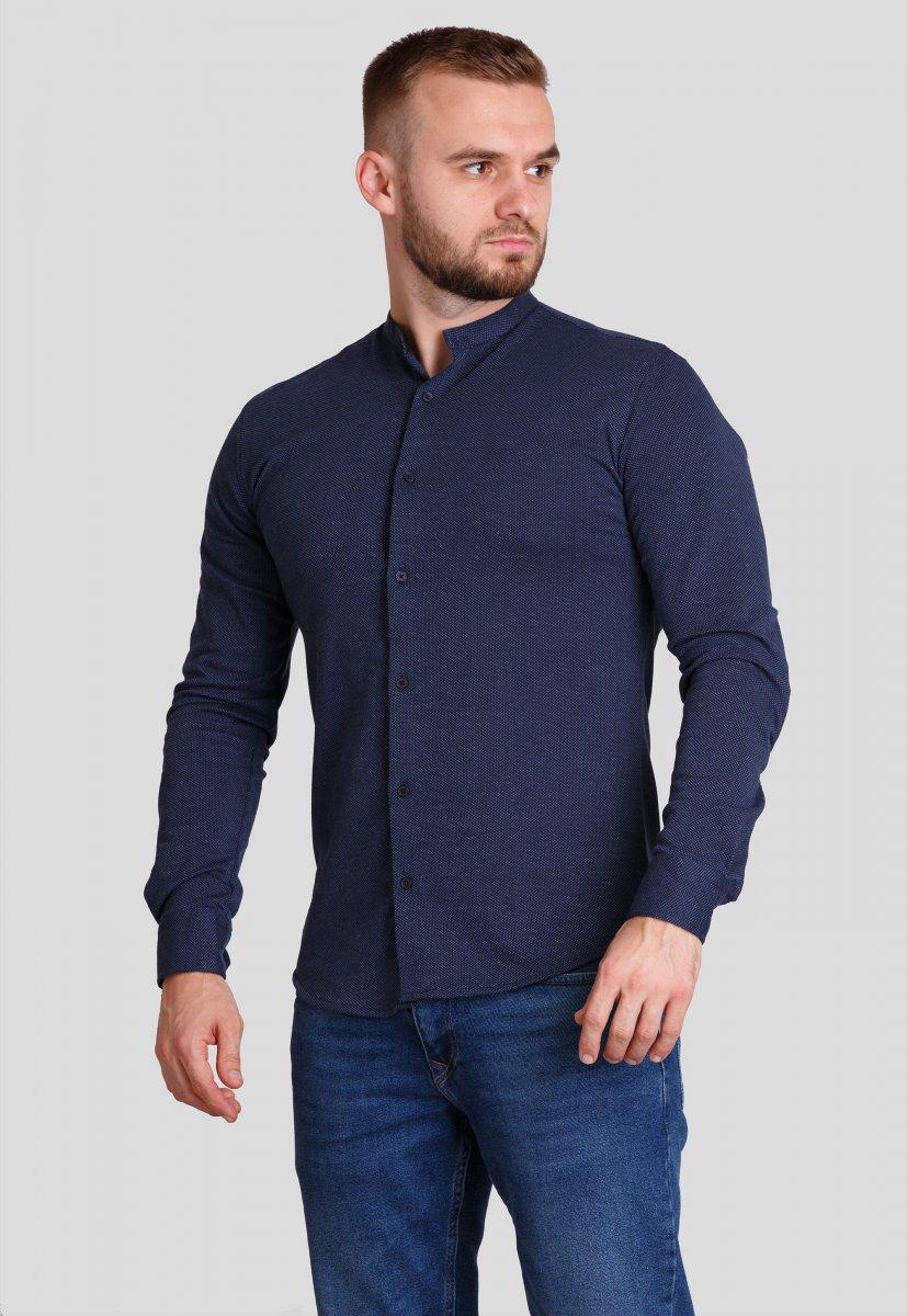 Рубашка Trend Collection 19049 Темно-синий