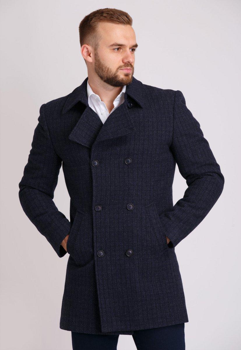 Пальто Trend Collection 505 Темно-синий
