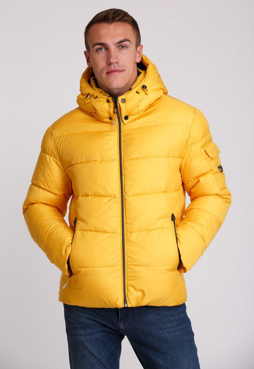 Куртка Trend Collection W37 Желтый №10