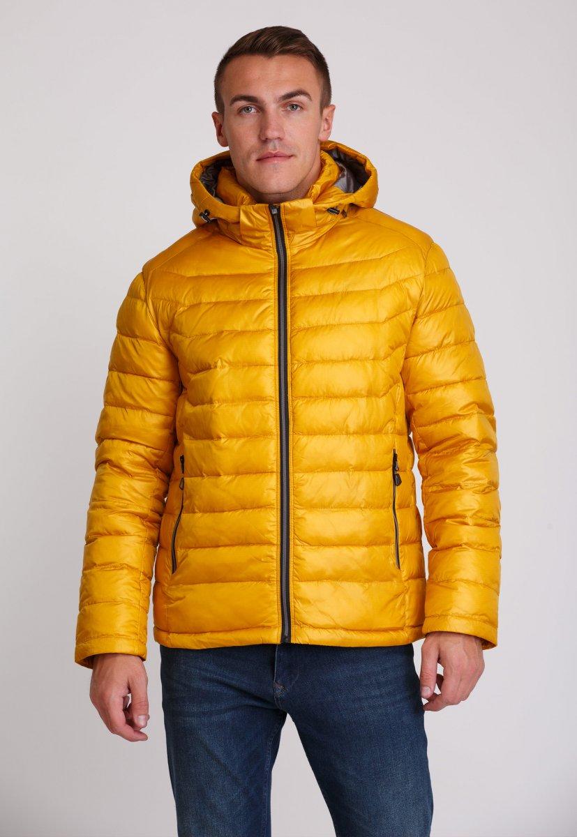 Куртка Trend Collection W04 Желтый №10