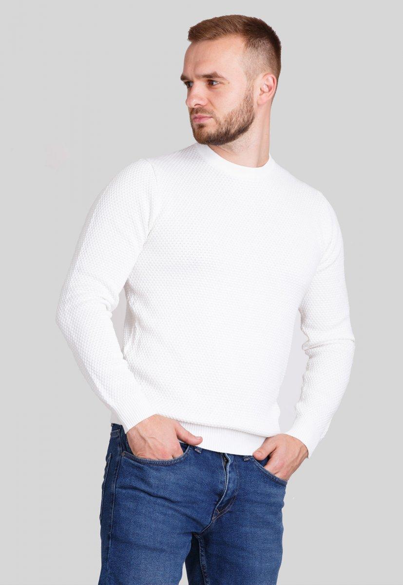 Свитер Trend Collection 5017 Белый