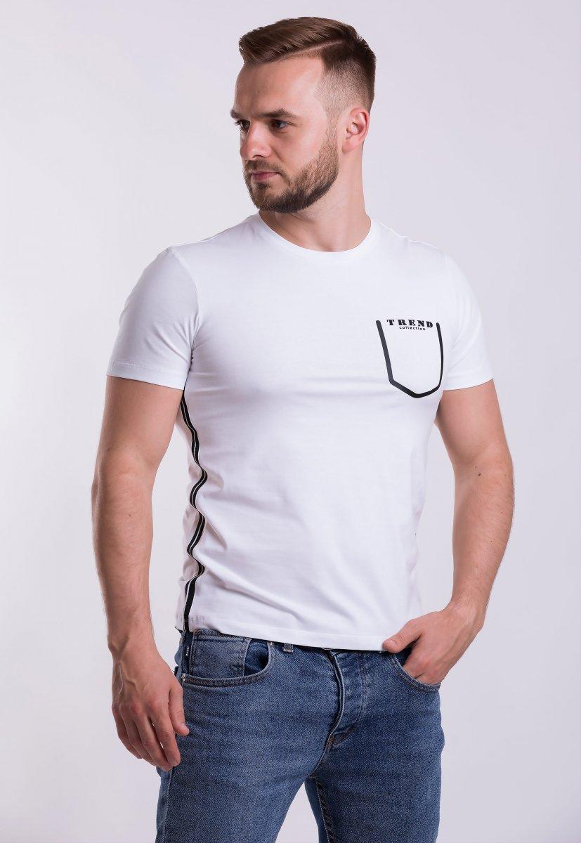 Футболка Trend Collection Белый 6909