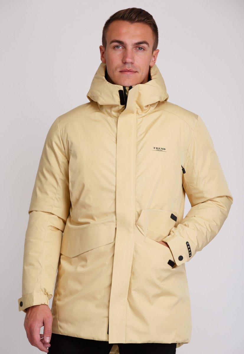 Куртка Trend Collection 20-88 Песочный