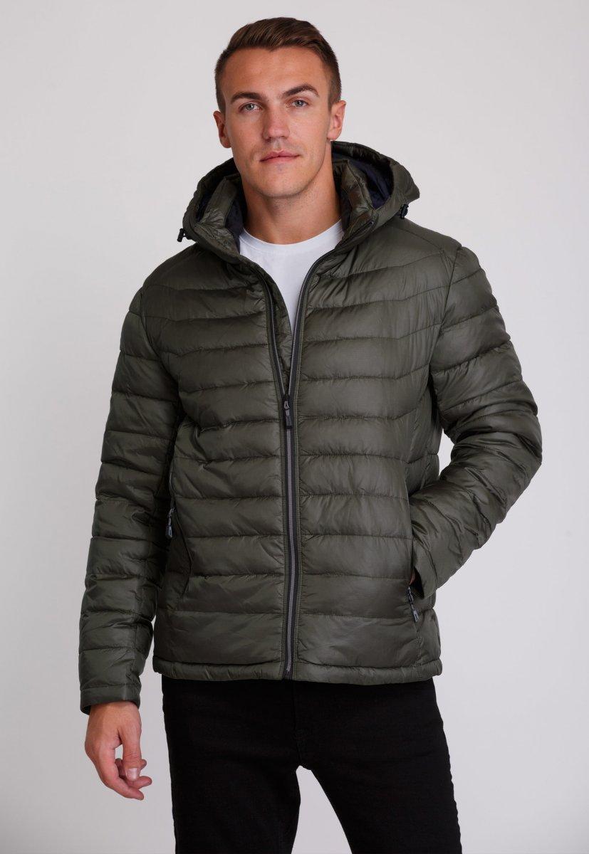 Куртка Trend Collection W04 Хаки №9