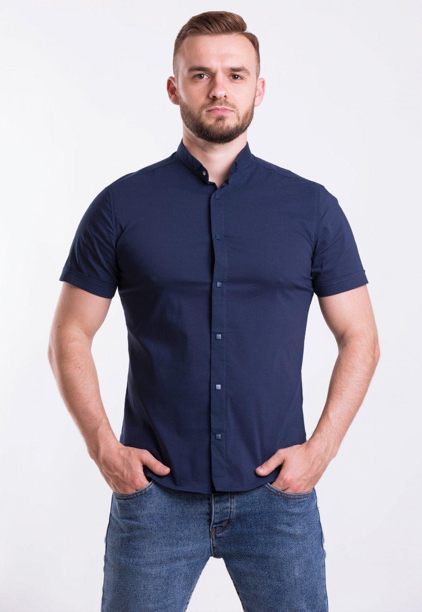 Рубашка Trend Collection 3172 Темно-синий