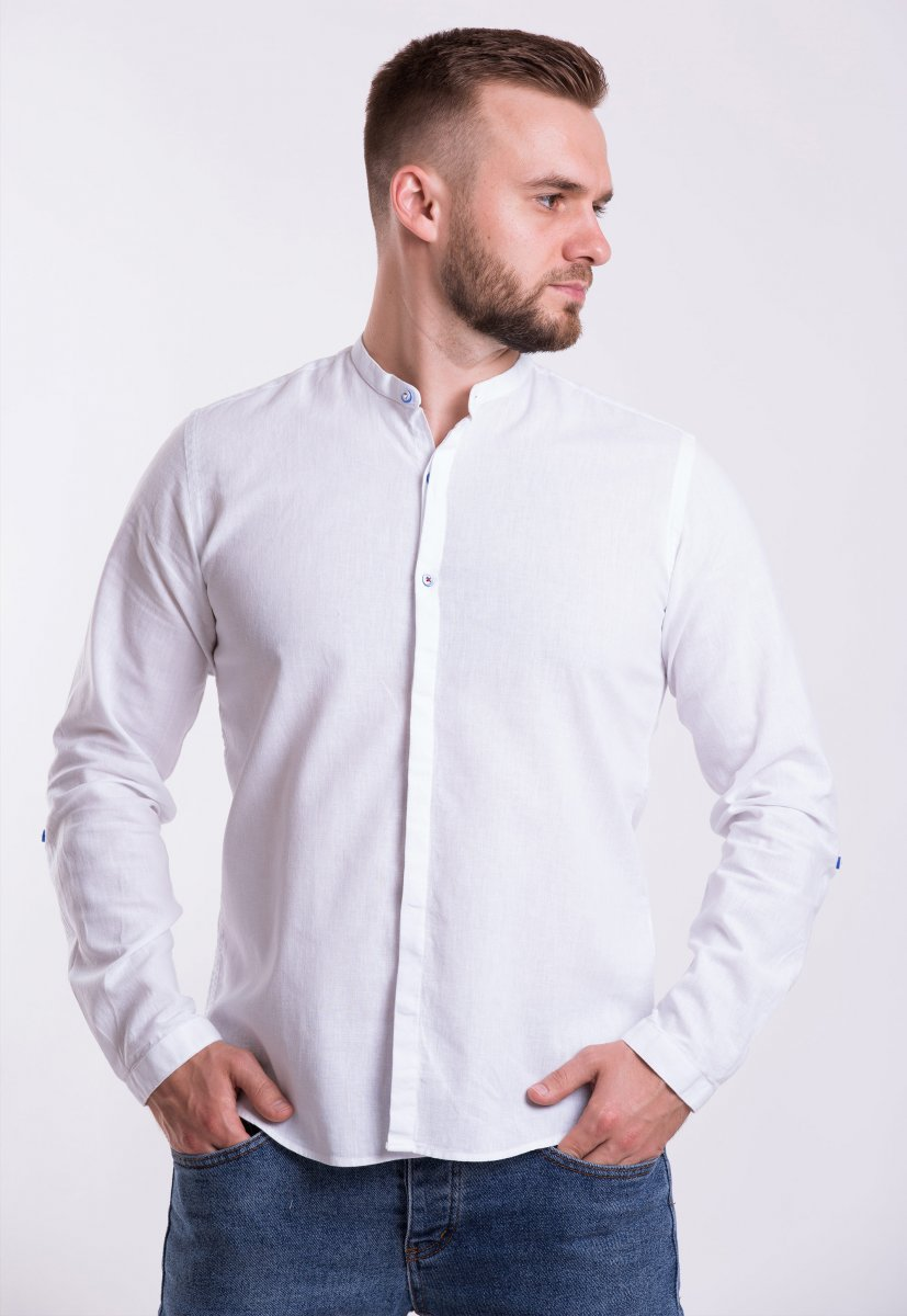 Рубашка Trend Collection U02-1105 Белый