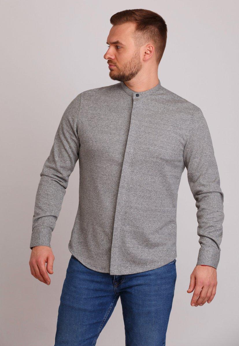Рубашка Trend Collection 19860 Серый (03)