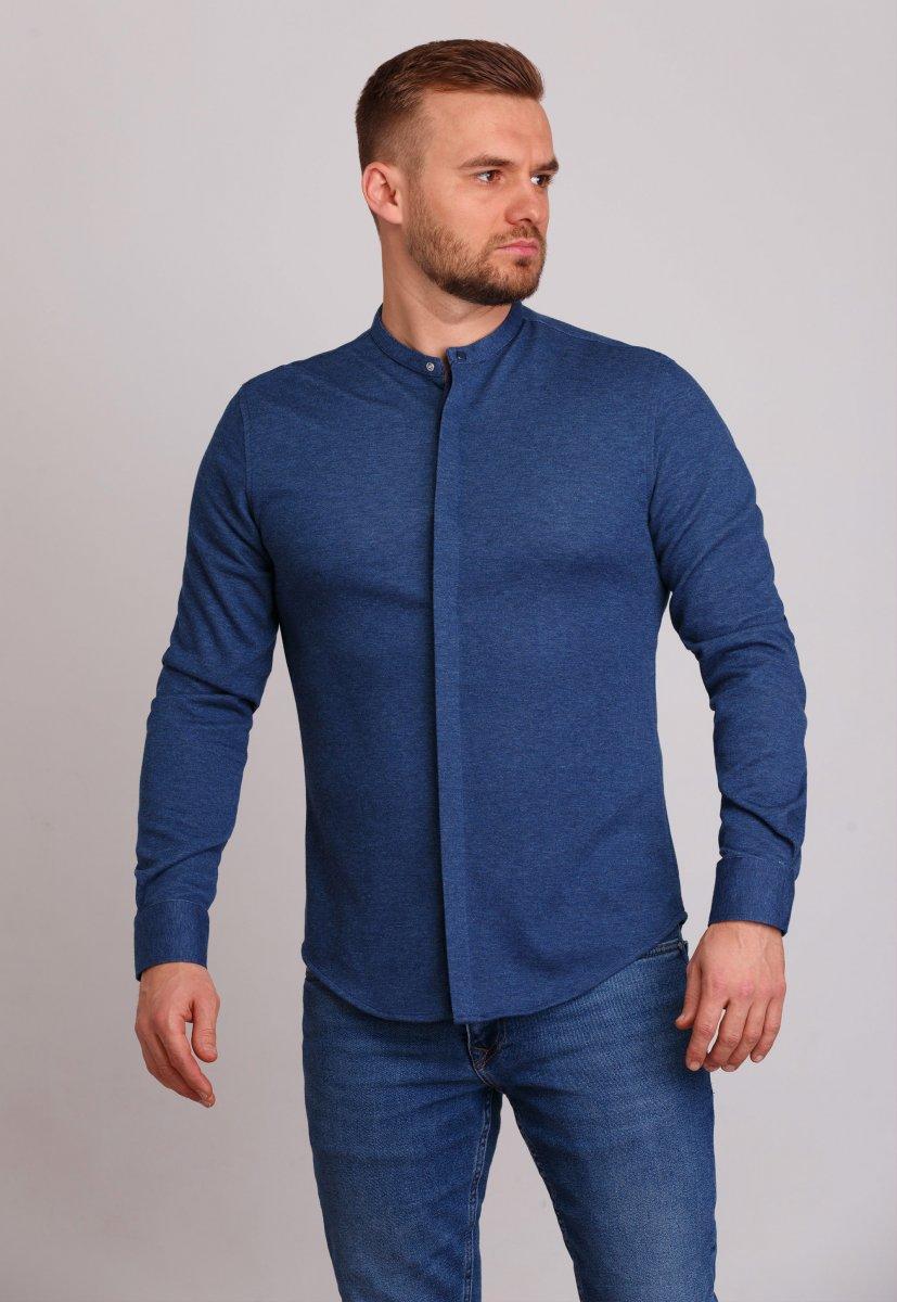 Рубашка Trend Collection 19860 Синий (04)