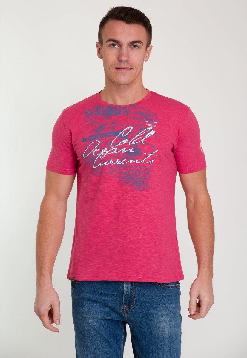 Футболка Trend Collection 8018 Красный