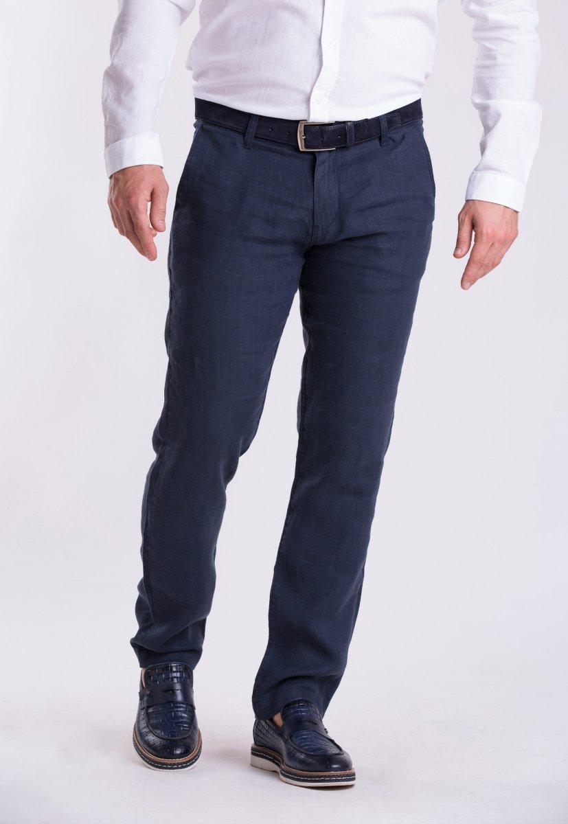 Брюки Trend-Collection 12346 Темно-синий