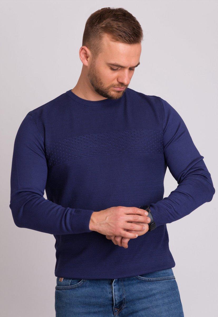 Свитер Trend Collection 0318-2 Синий (04)
