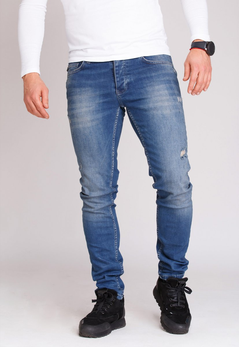 Джинсы Trend Collection 6152 Светло-синий