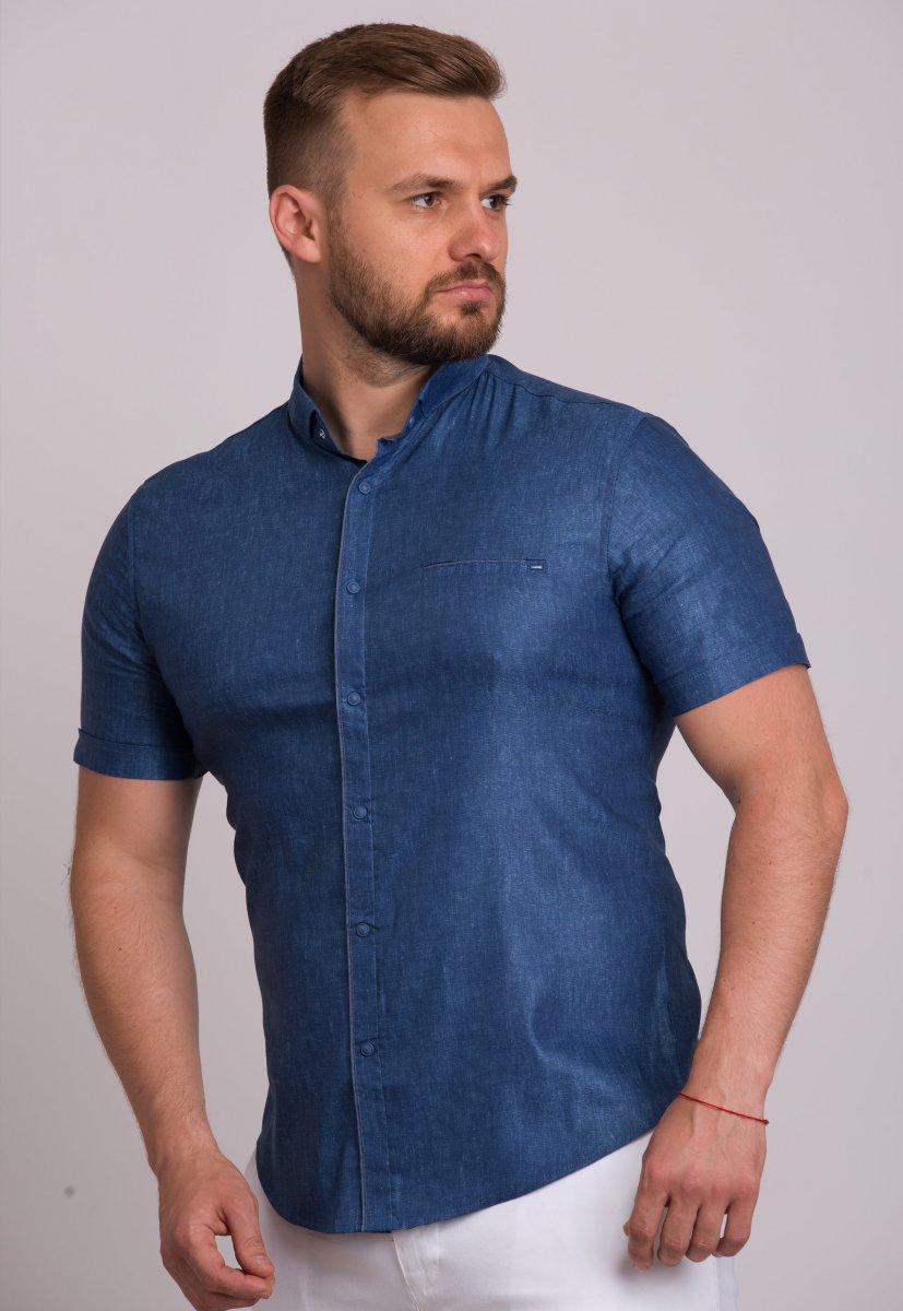 Рубашка Trend Collection 19440 Синий