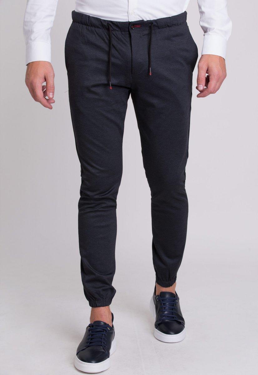 Брюки Trend Collection 976 Серый+точка (1)