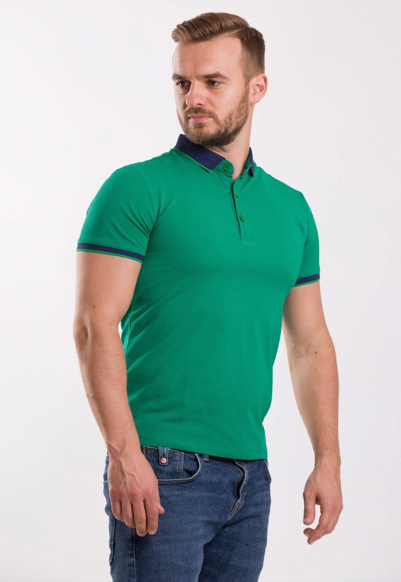 Футболка Trend Collection 5097 Зеленый