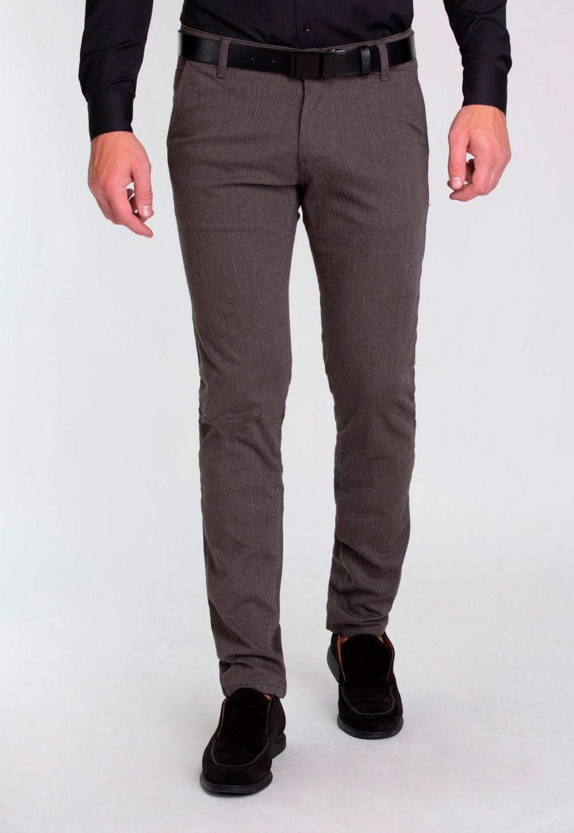 Брюки Trend Collection 12670 Серый (VIZON)