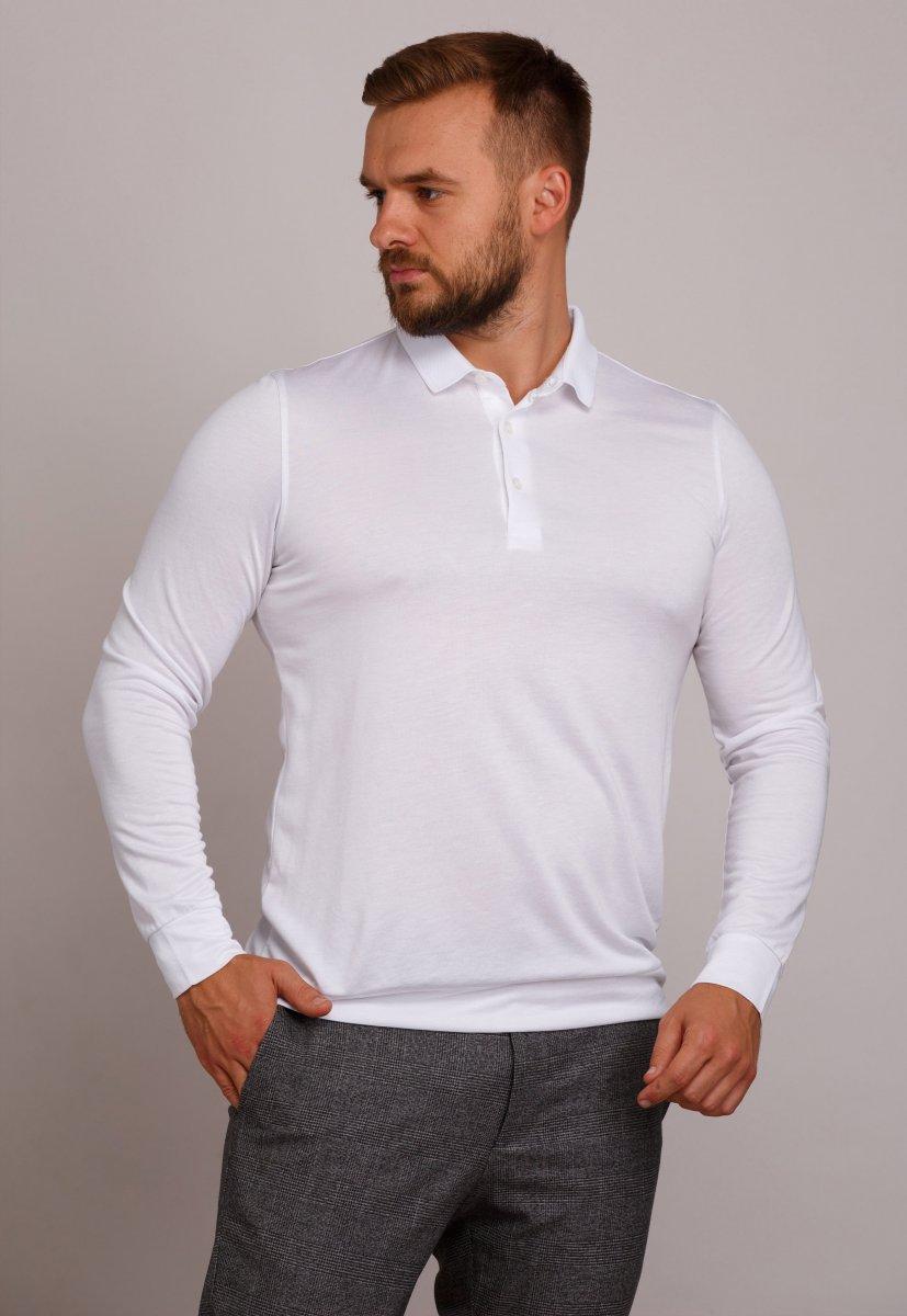 Мужской реглан Trend Collection 1409 Белый
