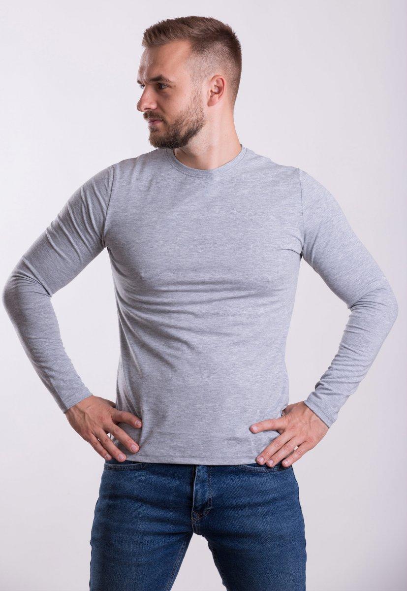 Реглан Trend Collection TSH4012 серый